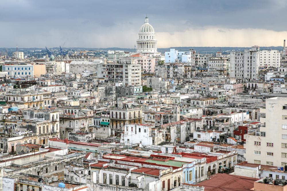 Kuba, Havanna, Habana, Havanna Centro, Fotograf, Havanna Vogelperspektive, Havanna von oben