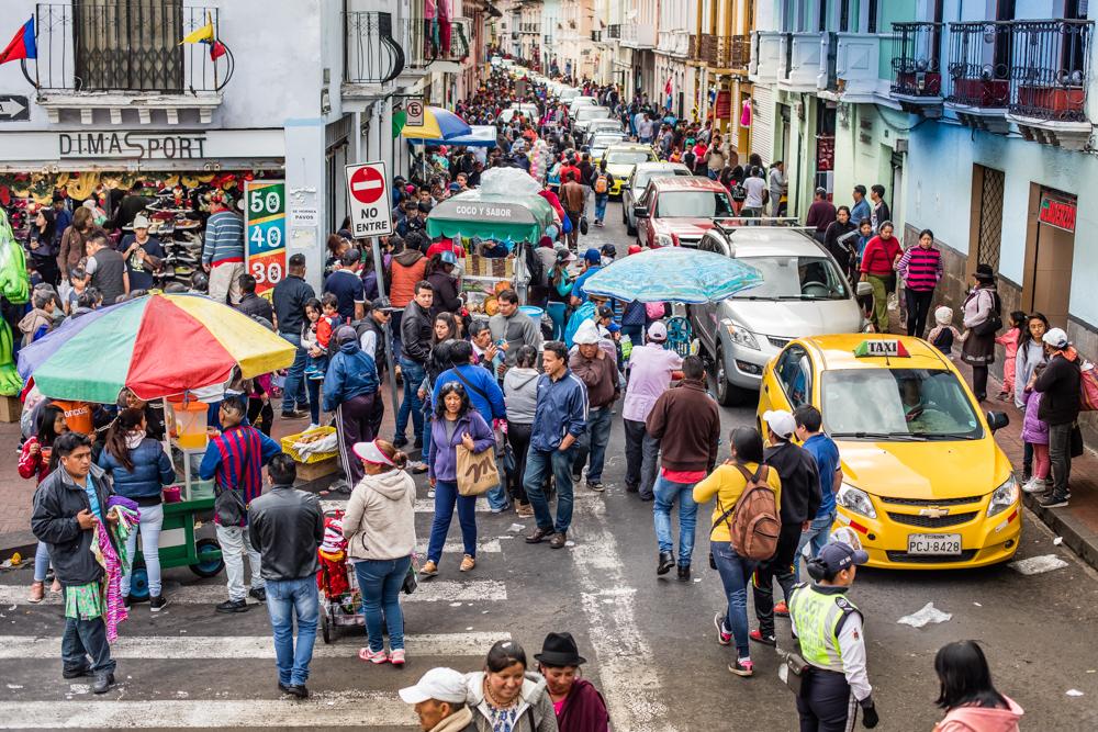 Quito Equador Fotograf