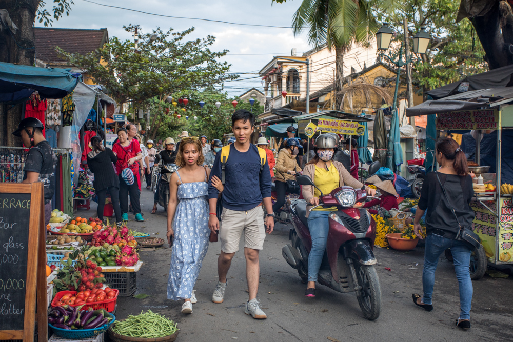 Hoi An Vietnam Zentralvietnam